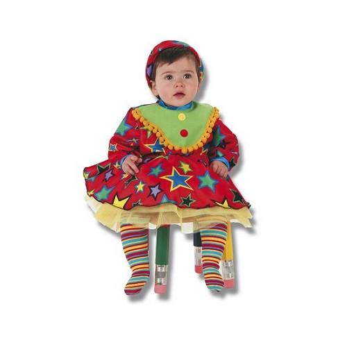 Bébé de costume de Payasina (0 à 12 mois)