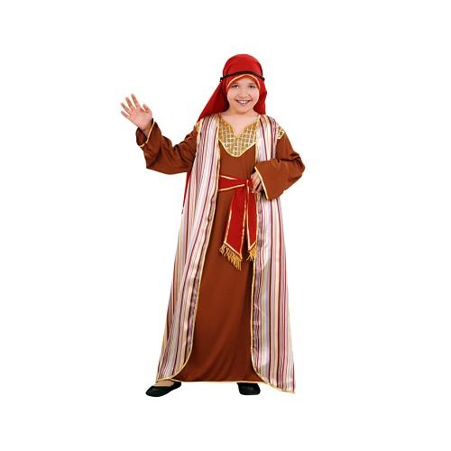 Disfraz Hebrea Burdeos Infantil