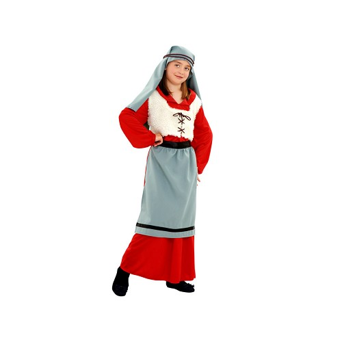 Disfraz Pastora Hebrea Infantil