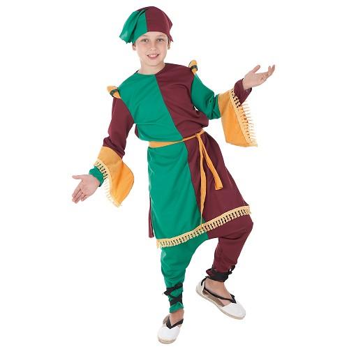 Costume d'Inf. Ménestrel