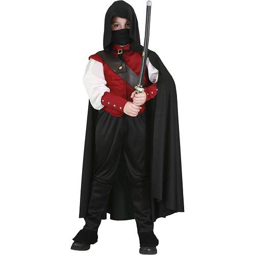 Disfraz Heroe Rojo Infantil