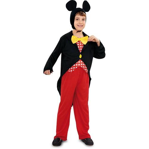 Disfraz Raton Con Frac Infantil