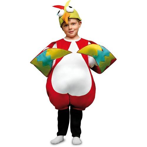Disfraz Pájaro Loco Infantil