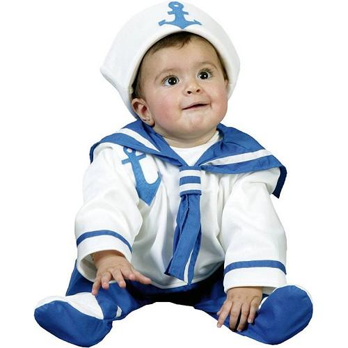 Disfraz Marinero Bebe
