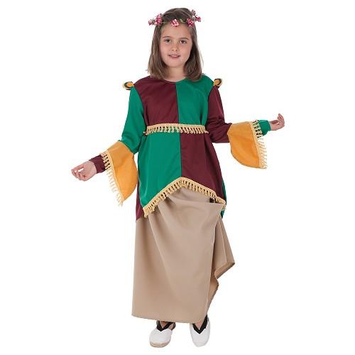 Costume d'Inf. Musique médiévale