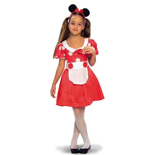 Disfraz Ratoncilla Infantil