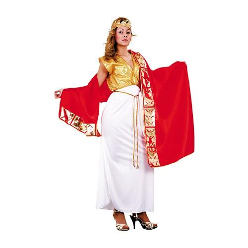 Disfraz Emperatriz Romana Adulto