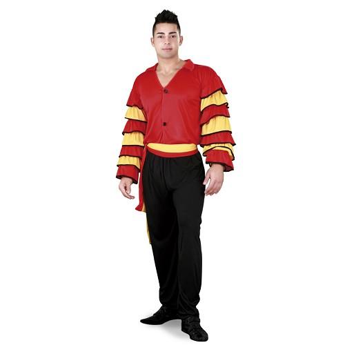 Disfraz Bailaor Flamenco Rumbero Adulto