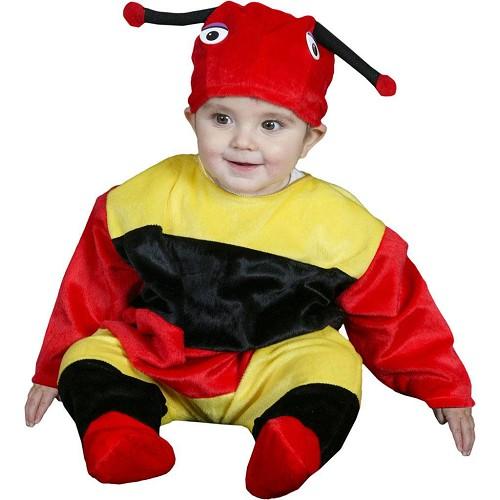 Disfraz Gusano Bebe