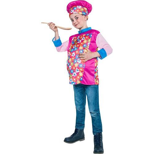 Disfraz Chef Divertido Infantil