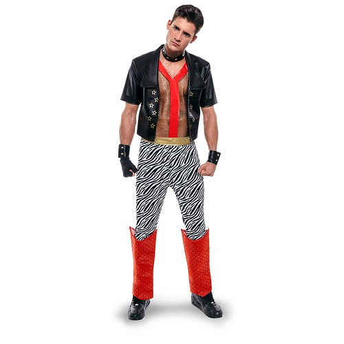 Disfraz Punky Adulto