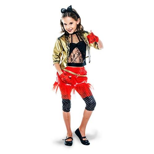 Disfraz Punky Niña Infantil
