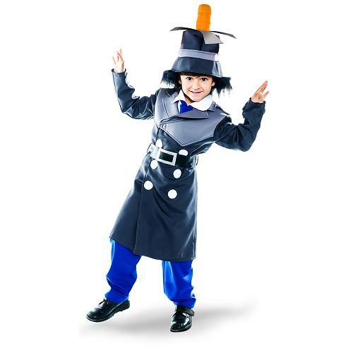 Disfraz Inspector Chiflado Infantil