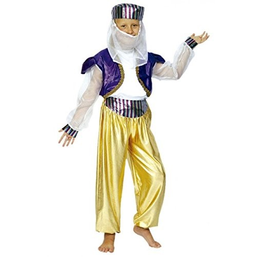 Disfraz Bailarina Arabe Infantil