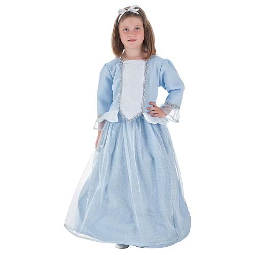 Costume d'Inf. Princesse bleue