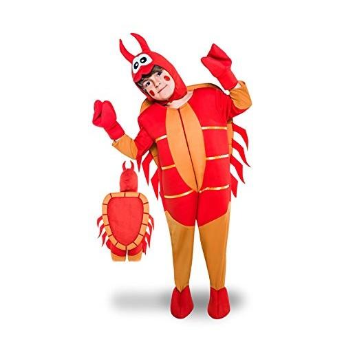 Disfraz Cangrejo Infantil