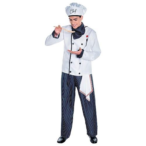 Disfraz Cheff Hombre Adulto