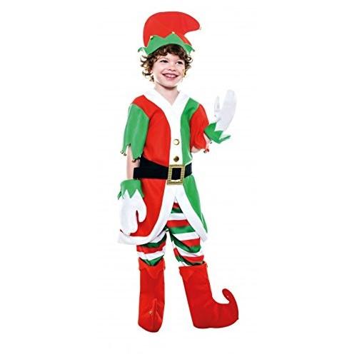 Disfraz Elfo Navideño Infantil