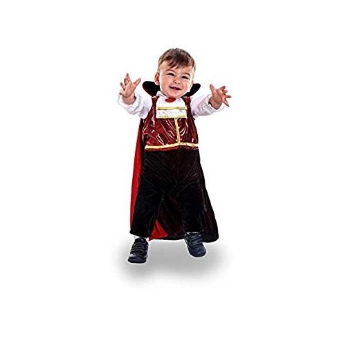 Disfraz Vampiro Clasico Bebe