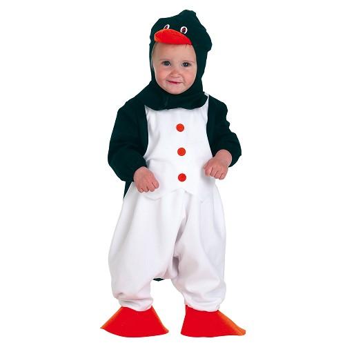 Pingouin de costume bébé (0 à 12 mois)