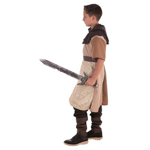 Disfraz Caballero Cruzada Infantil