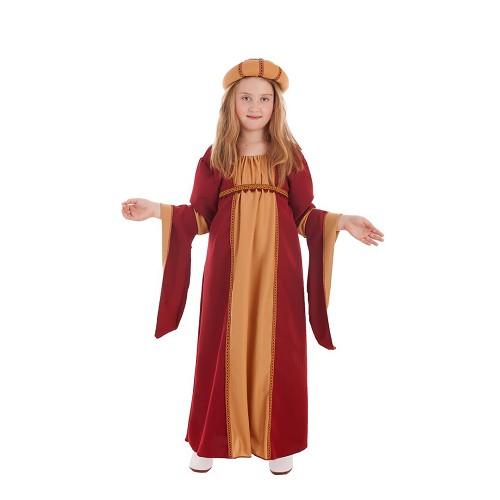 Disfraz Cortesana Infantil