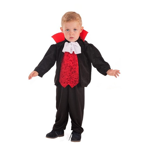 Disfraz Conde Vampiro Bebe ( 0 a 12 meses )