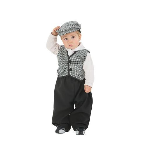 Costume bébé Chulapa (0-12 mois)