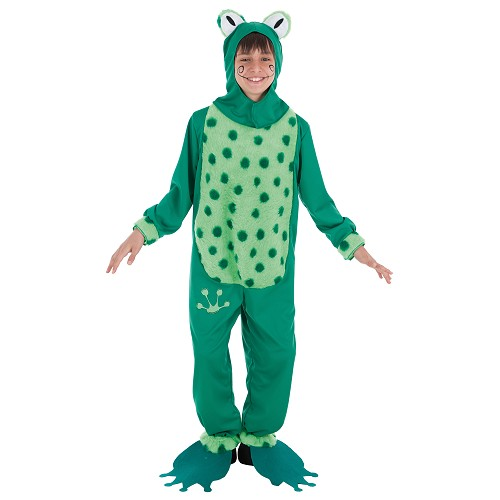 Costume d'Inf. Peluche grenouille