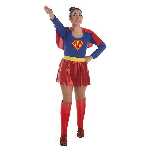 Disfraz Super Heroina Adulto
