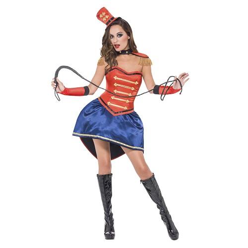 Disfraz Domadora Circo Adulto T-S (36-38)