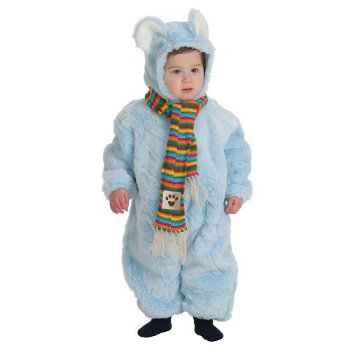 Costume d'ours en peluche bébé (0 à 12 mois)
