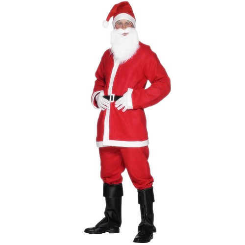 Disfraz Papá Noel Adulto T-42-44