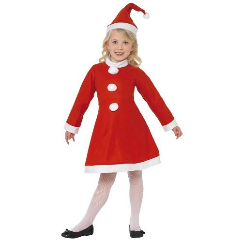 Disfraz Mamá Noel Infantil