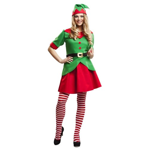 Disfraz Elfo Mujer Adulto M/L