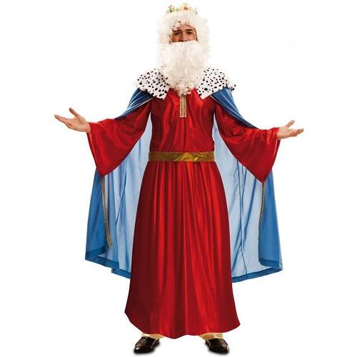 Rey Mago Rojo Hombre
