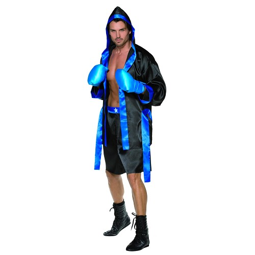 Disfraz Boxeador Lux Adulto