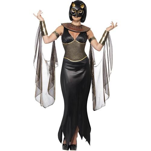 Disfraz Diosa Egipcia Bastet Adulto