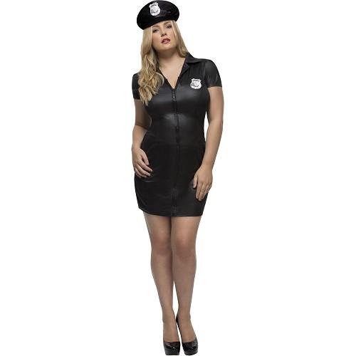 Disfraz Policia Sexy Adulto