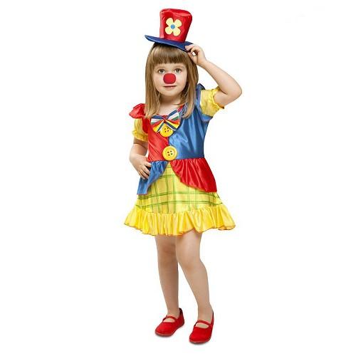 Disfraz Payaseta Infantil
