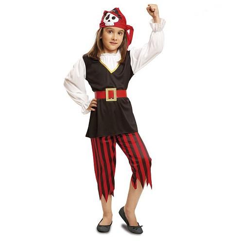 Disfraz Pirata Calavera Infantil