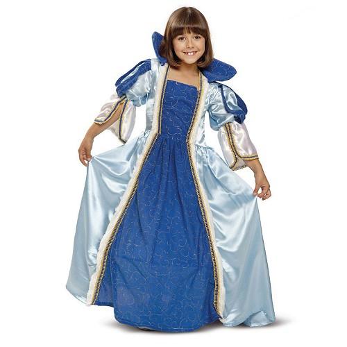 Disfraz Princesa Azul Infantil