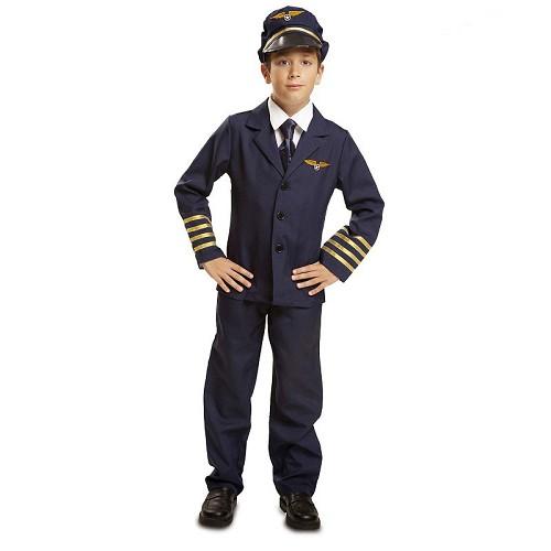 Disfraz Piloto Infantil