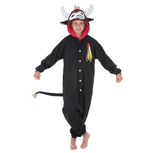 Costume d'Inf. Bull drôle