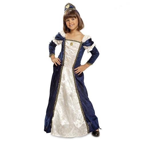Disfraz Dama Medieval Infantil