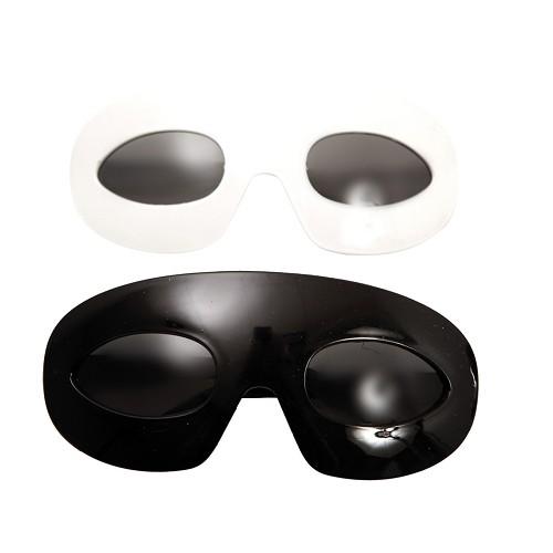 Gafas Estrella Del Rock Blanca