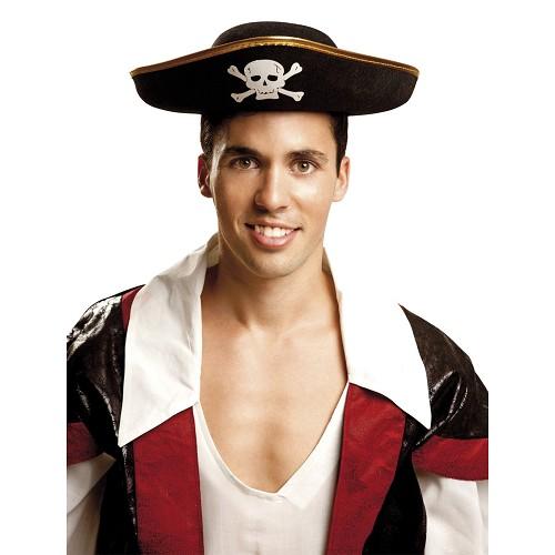 Sombrero Pirata Adulto