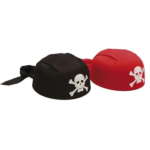Bandana De Pirata Negra