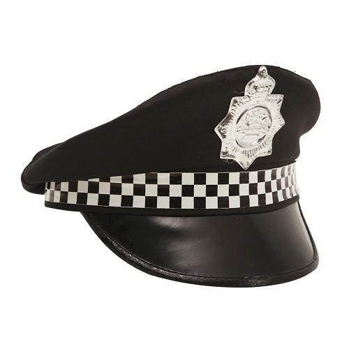 Gorra De Policia Municipal