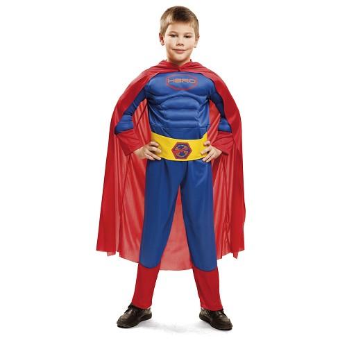 Disfraz Súper Héroe Niño